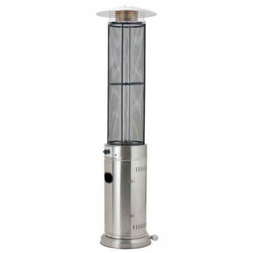 Lifestyle Emporio Flame 15kw Stainless Steel Patio Heater