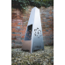 6 Elements Sirius Fire Spike Chiminea