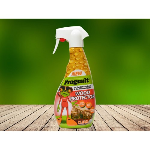 Frogsuit Wood Protector Clear 500ml