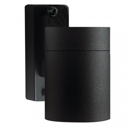 Nordlux Tin 240v wall down light black