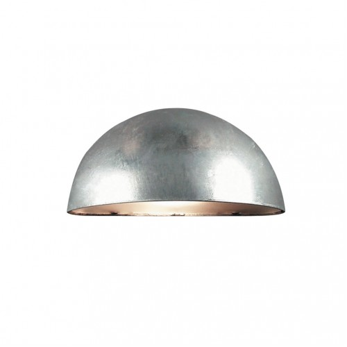 Nordlux Scorpius 240v wall downlight galvanized steel