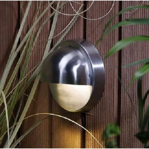 Techmar Palm 12v Steel Downlight - 1w white