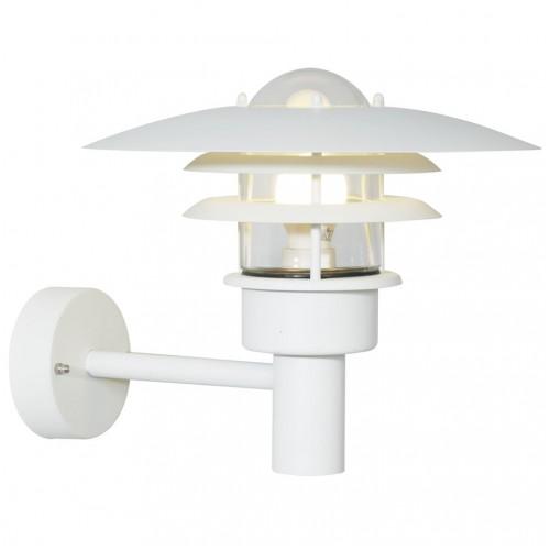 Nordlux Lonstrup 32 240v wall light white