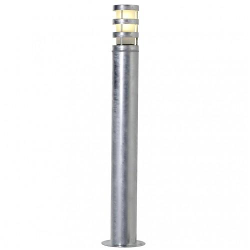 Nordlux Darwin 240v post light galvanized steel