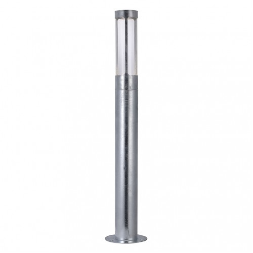 Nordlux DFTP Helix 240v post light galvanized steel