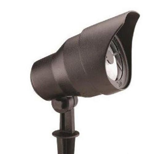 Luxform 12v Derby Spotlight - Black - 5w