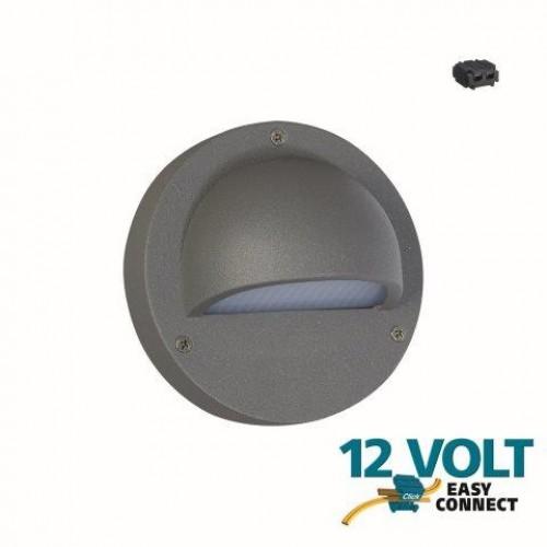 Luxform Stanley 12v LED Eyelid Wall Light