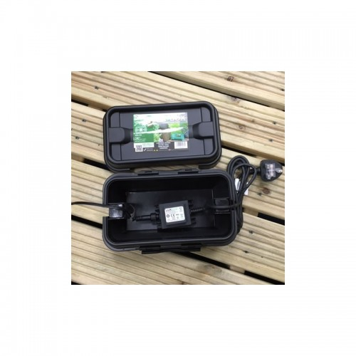 Dri-Box Waterproof Box Small Black