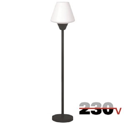 Luxform Melville 240v post light