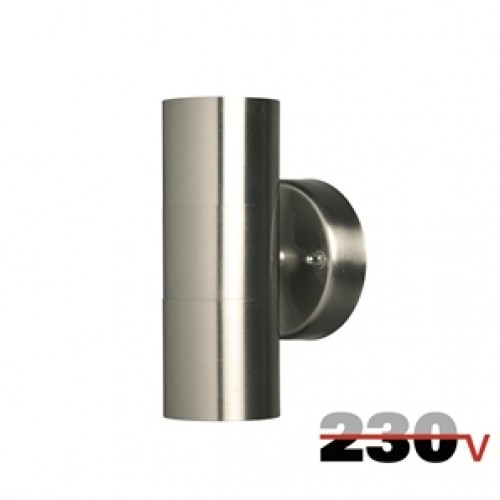 Luxform Eden 240v wall light