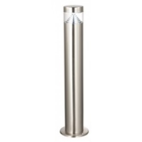 Luxform Canberra 12v Stainless Steel 50cm Bollard