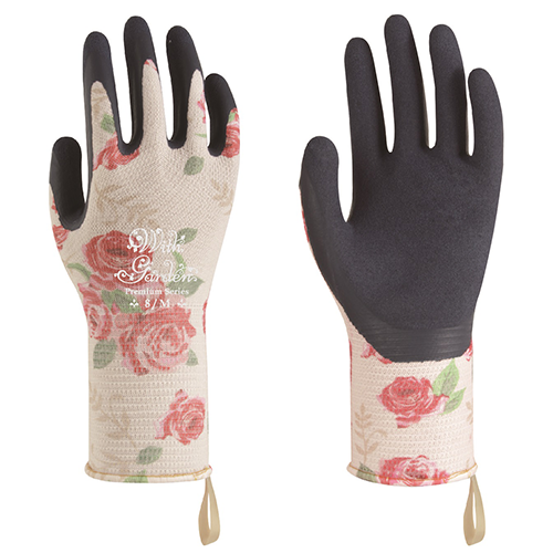 WithGarden Premium Gloves Rose Medium