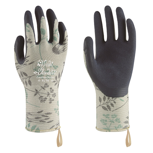 WithGarden Premium Gloves Herb Medium