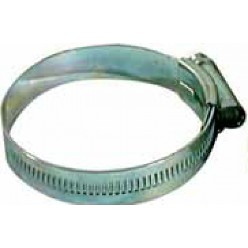 Steel worm drive (jubilee) pipe clip 20-32mm 10 pack