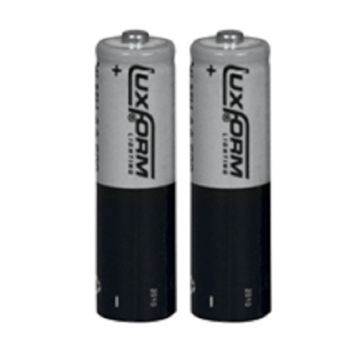 Luxform Lithium-Ion AA Rechargeable batteries - pack of 2