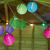 Luxform Fiesta Solar String Lights - SALE ITEM