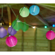 Multicolour & Festoon Lights (Solar)