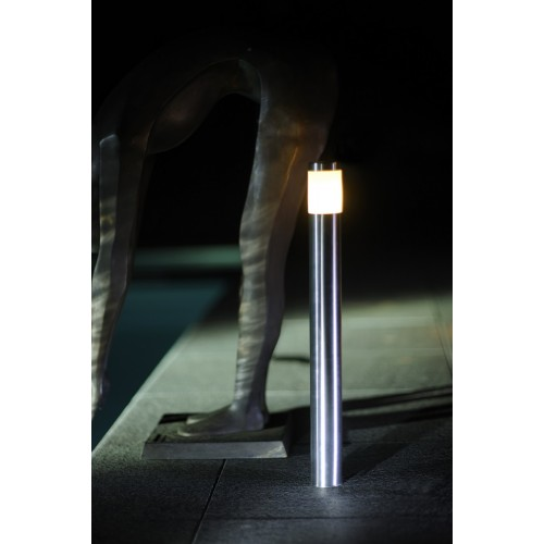 Techmar Atila 12v LED Stainless Steel post light
