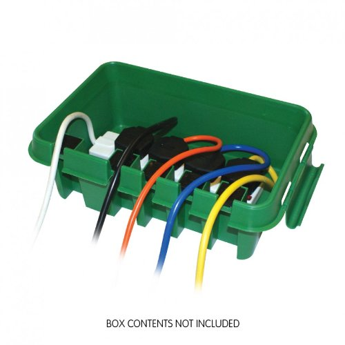 Dri-Box Waterproof Box Medium Green