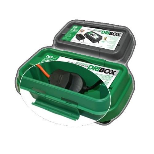 Dri-Box Waterproof Box Small Green