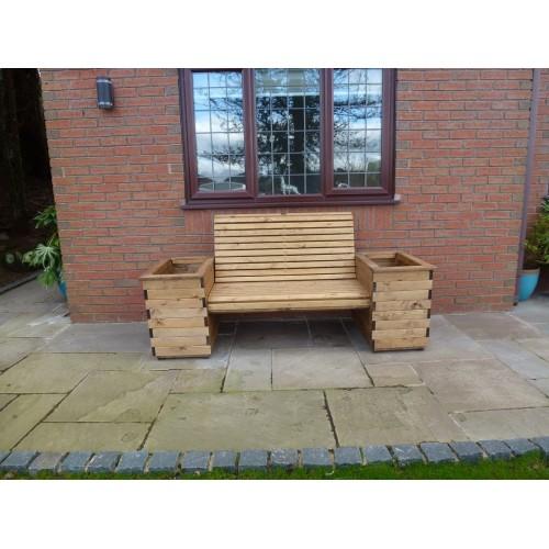 Riverco Planter Bench